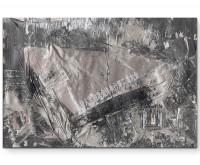 Leinwandbild abstrakt - La force prime le droit