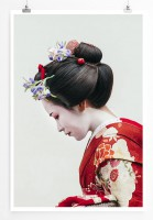 Poster Geisha in Gion Kyoto