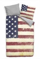 Bettwäsche - Flagge Amerika