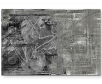 Leinwandbild abstrakt - Renegade