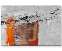 Leinwandbild abstrakt - Downfall