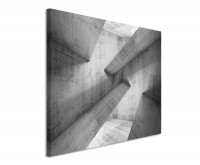 Leinwandbild abstraktes Bild House