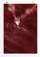Poster abstrakt - Dangerous Woman abstrakt