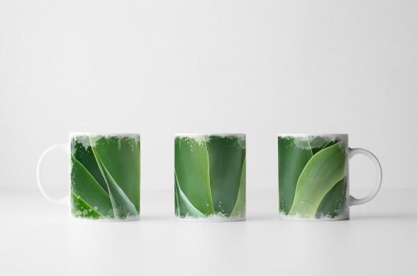 Tasse Pflanzentraum