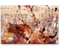 Leinwandbild abstrakt - A Roland for an Oliver