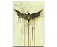 Batman Arkham Knight als Premium Leinwandbild