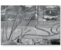 Leinwandbild abstrakt - Crush