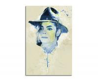Michael Jackson I Premium Leinwandbild