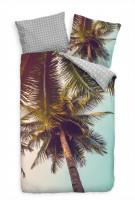 Bettwäsche - Kokosnuss Palme