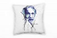 Albert Einstein Deko Kissen