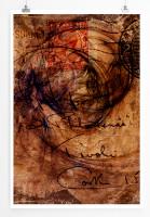Poster abstrakt - Spiritual Poster
