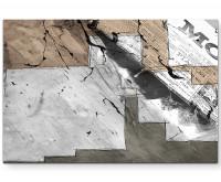 Leinwandbild abstrakt - Salvation