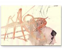 Leinwandbild abstrakt - Origin