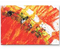 Leinwandbild abstrakt - Oblivion