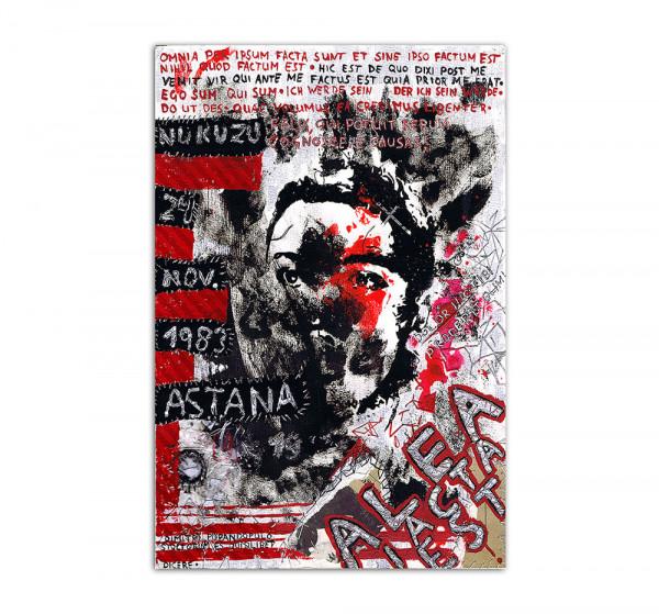 Premium Poster - Alea Iacta Est