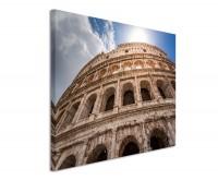 Premium Leinwandbild Colosseum in Rom