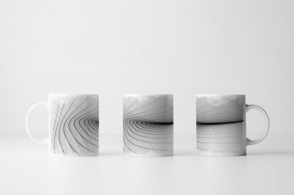 Tasse Zeitlose Linien