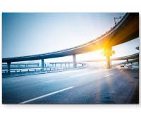 Autobahnbrücke Shanghai