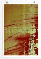 Poster abstrakt - Stella
