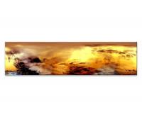 Gemälde abstrakt - Storm