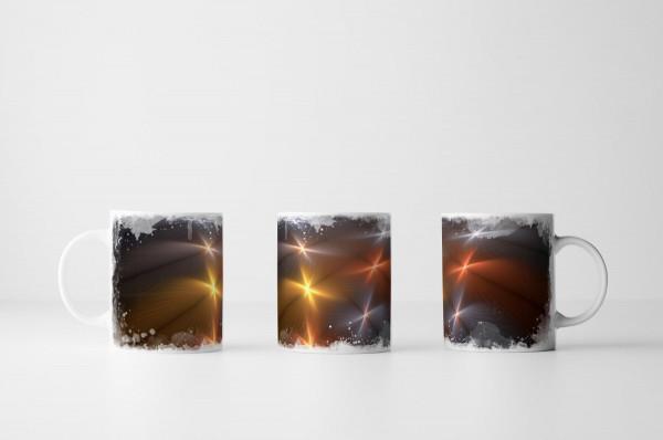 Tasse Lichtsterne