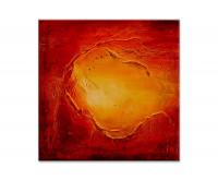 Gemälde abstrakt - Sunrise