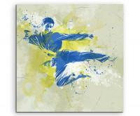 Leinwandbild Kampfsport Karate II
