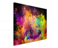 Leinwandbild abstrakt  i like colorful